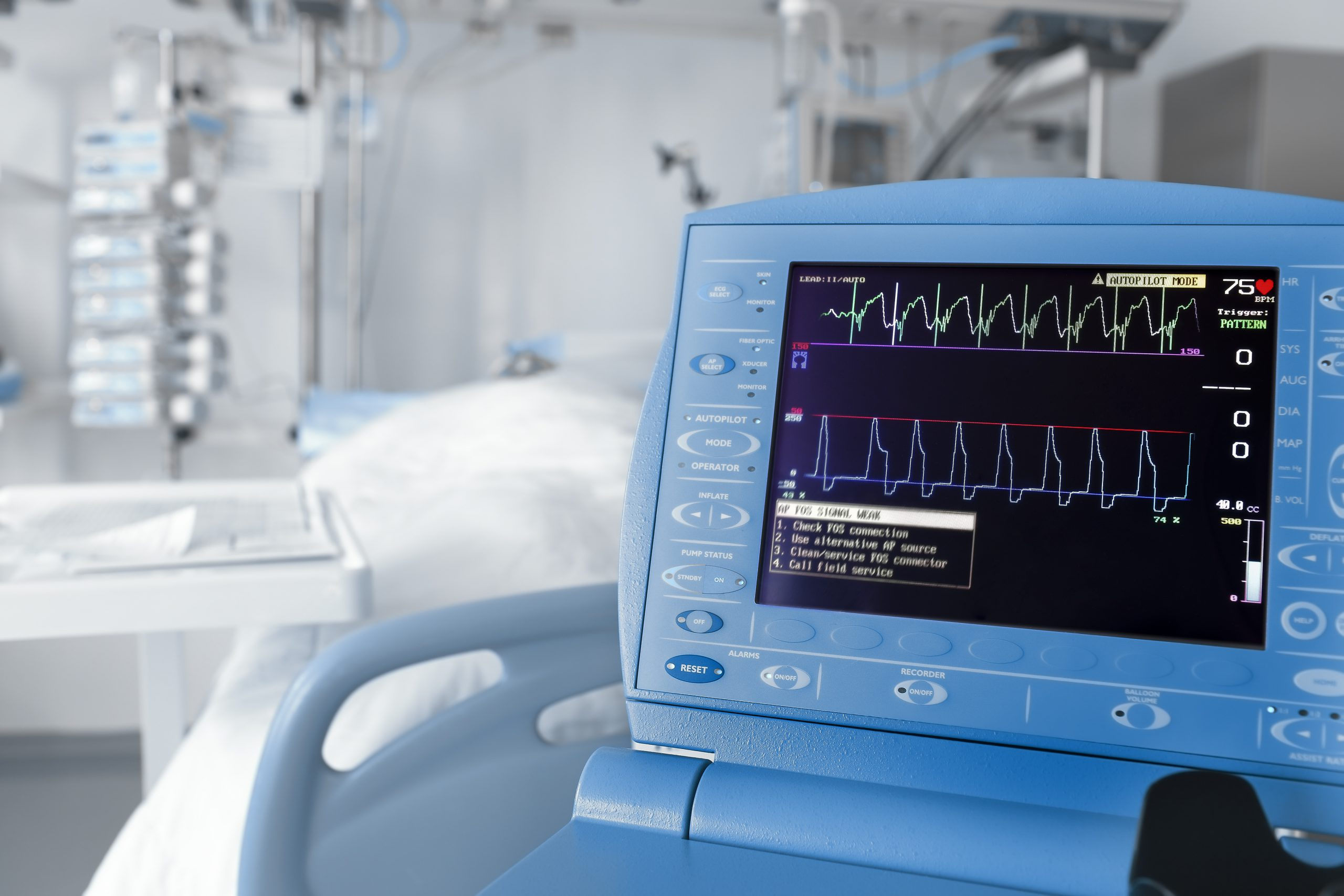 Recognizing Changes in ECG - Virtual on Zoom