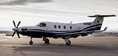 Pilatus PC12-45 Airplane